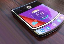 Motorola Razr pliable 2019