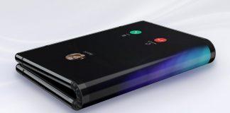 Smartphone pliable Royole FlexPai