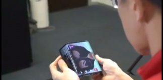 Smartphone pliable Xiaomi